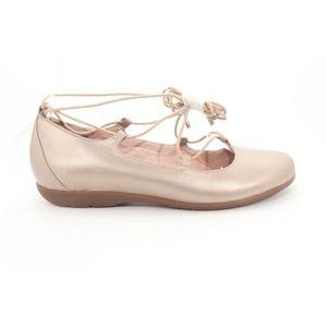 Abeo Tori Ballet Loafer Flat  Taupe 6 ()6607